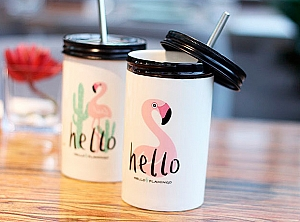 Стакан «Фламинго»