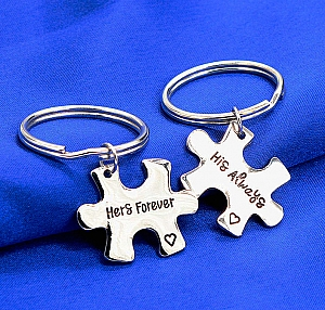Парный брелок «Always and forever»