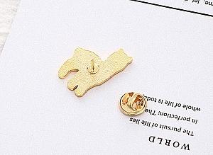 Брошь-значок «Daily badge»
