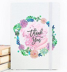 Блокнот «Thank you» маленький