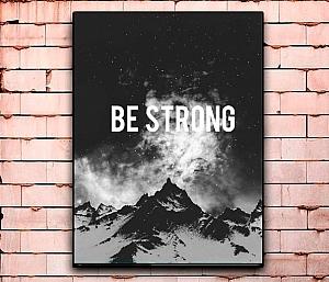 Постер «Motivation» средний