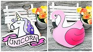 Ключница-монетница «Pink dream»