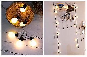 Гирлянда «Лампочки»