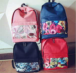 Рюкзак «Flower's style»