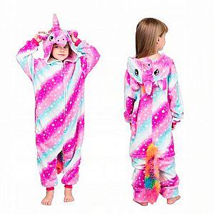 Костюм-кигуруми «Pink unicorn» детский