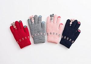 Перчатки малого размера «Котик»