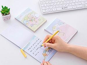 Отрывные листы для заметок «Sumikko Gurashi»