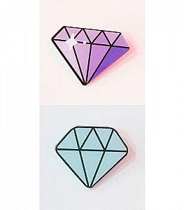 Значок «Алмаз»