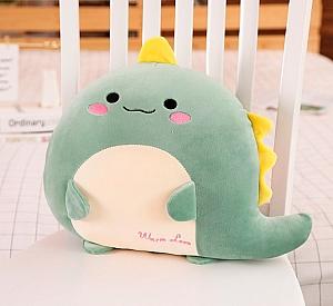 Мягкая игрушка «Динозаврик-пухляш»