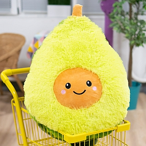 Мягкая игрушка «Авокадо» 60 см