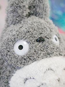 Мягкая игрушка «Тоторо с посылкой» 35 см