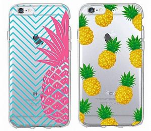 Чехол для iPhone «Pineapple»