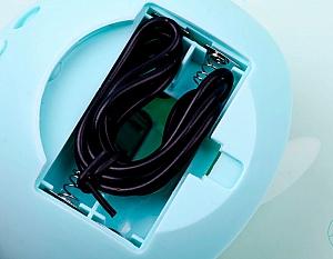 Портативный мини-вентилятор