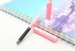 Перьевые ручки с чернилами «Poket bunny»