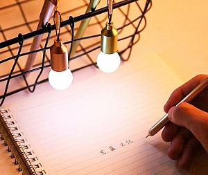 Ручка «Лампочка»