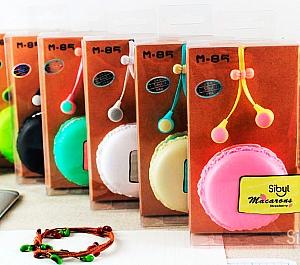 Наушники «Macarons»