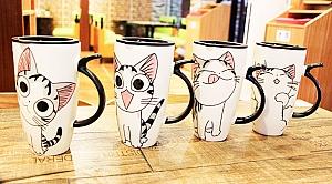 Кружка «Котенок Чи»