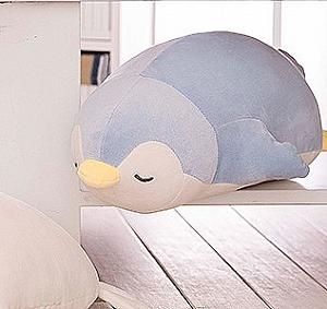 Мягкая игрушка для обниманий «Пингвин»