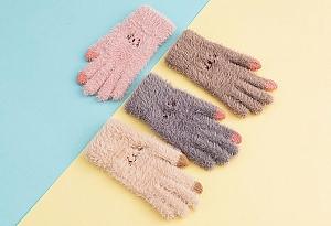 Перчатки «Рожица»
