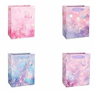 Подарочный пакет «Галактика» маленький