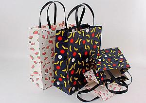 Подарочный пакет «Фрукты» средний
