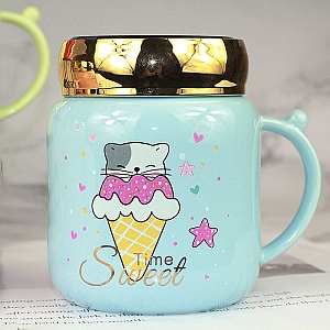 Кружка «Ice cream cat»