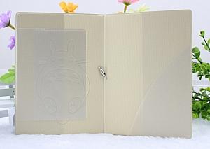 Обложка на паспорт «Тоторо»