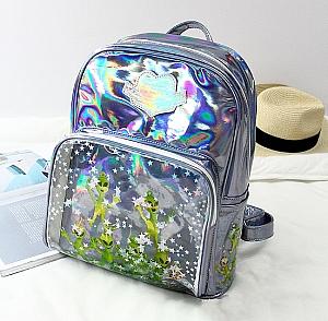 Голографический рюкзак «НЛО»