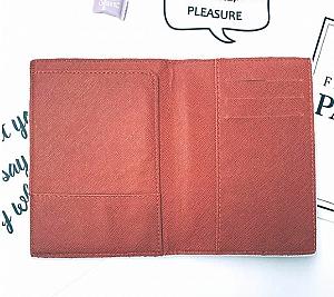 Обложка на паспорт «Единорог»