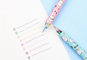 Ручка с 8-ю стержнями «Моланг»