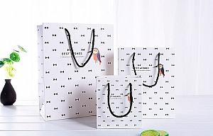 Подарочный пакет «Happy everyday» маленький