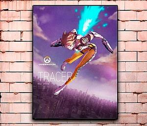 Постер «Overwatch» большой
