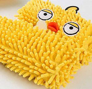 Пенал «Hairy duck»