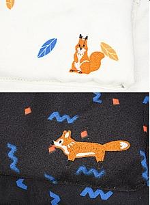 Рюкзак с принтом «Animals for a walk»
