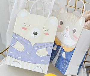 Набор подарочных пакетов «Cats»