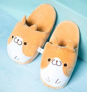 Тапочки «Brown cat»