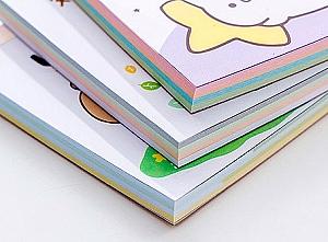 Отрывные листы для заметок «Я и мой друг»