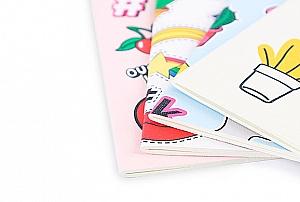 Тетрадь «Girls book» маленькая