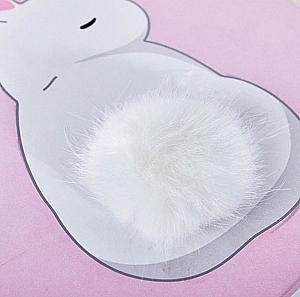 Подарочный пакет «Fluffy tail» средний