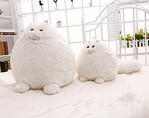 Мягкая игрушка «Персидский кот» большая
