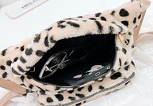 Поясная сумка «Леопард»
