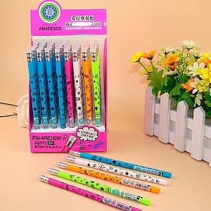 Ручка со стирательной резинкой «Stars»