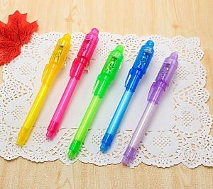 Ультрафиолетовый маркер-фонарик