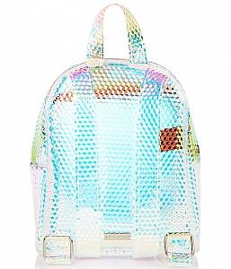 Голографический мини-рюкзак