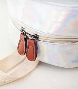 Голографический рюкзак «Crybaby»