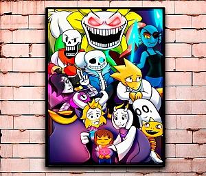 Постер «Game» большой