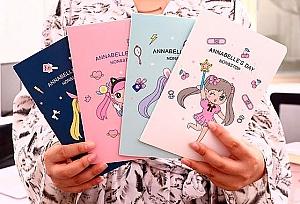 Тетрадь «Annabelle's day»