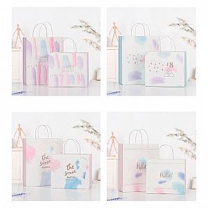 Подарочный пакет «Color season» большой