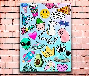 Постер «Lovely things» большой