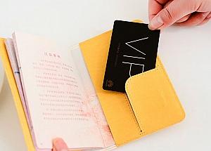 Обложка на паспорт «Go to travel»